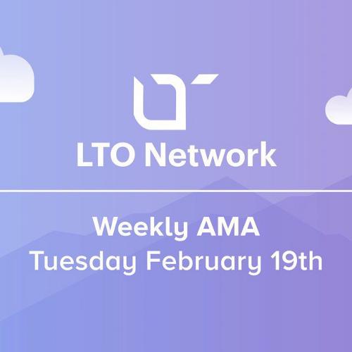 AMA de LTO Network del 19 de febrero de 2019